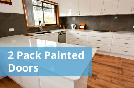 2 Pack Painted Kitchen Doors Gallery