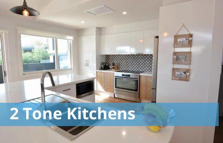 2 Tone Kitchens