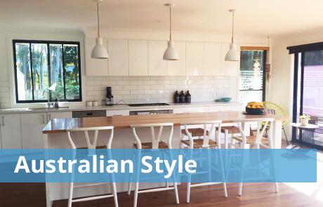 Australian Style Kitchens