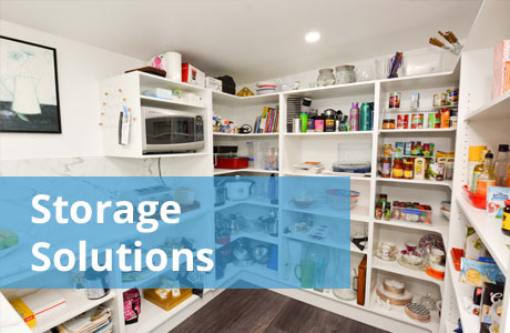 Kitchen Storage Solutions Inspiration