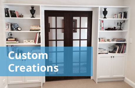 Custom Creations to Compliment your Home and Office