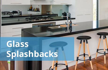 Glass Kitchen Splashbacks Gallery