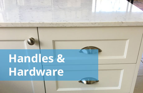Handles and Hardware Ideas for your new Kitchen