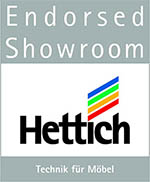 Hettich Endorsed Showroom