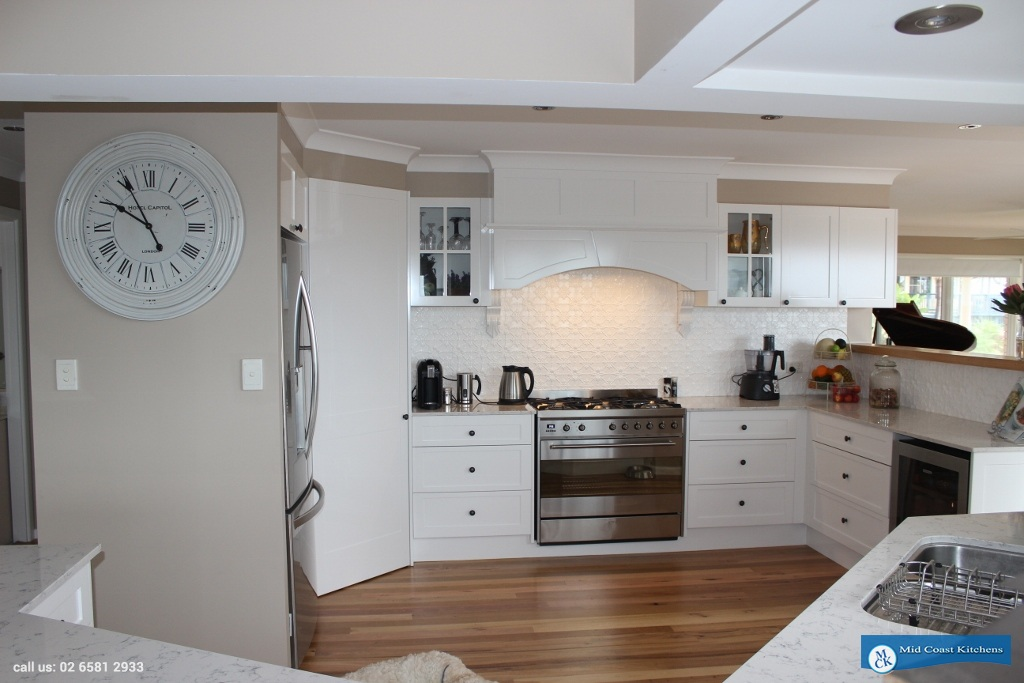 2 Pack Painted Kitchen Doors Gallery Mid Coast Kitchens Port Macquarie