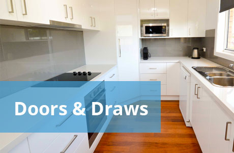Door and Draw Ideas for your new Kitchen