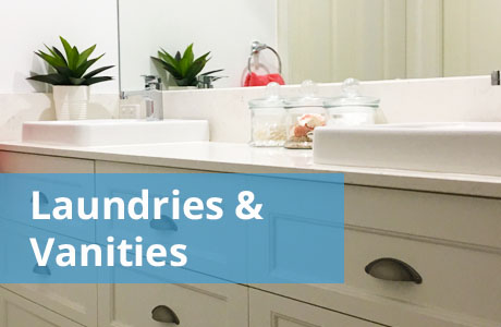 Laundries and Vanities Inspiration