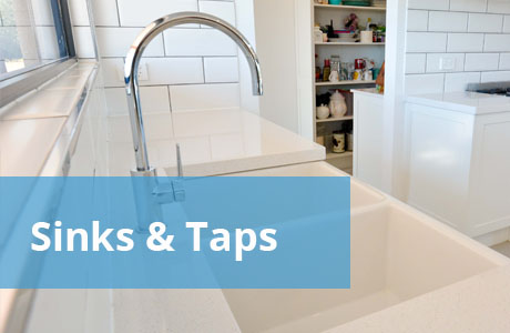 Sink and Tap Ideas for your new Kitchen
