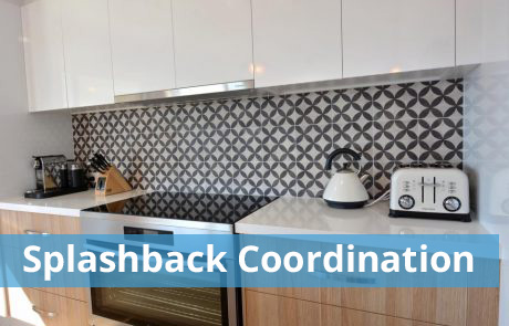 Splashback Coordination