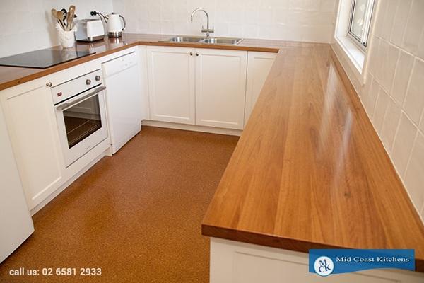 Timber Kitchen Benchtops Gallery Mid Coast Kitchens Port