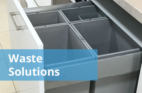 Waste Solution Ideas for your new Kitchen