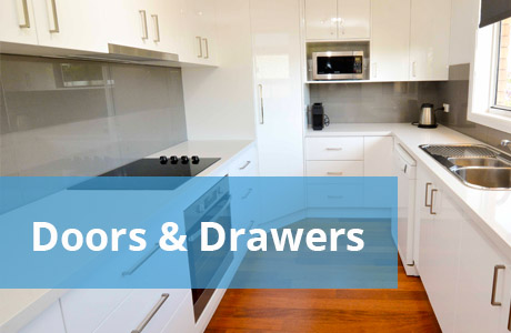 kitchen doors and drawers gallery